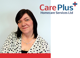 Care Plus Ltd Team Member Marie Cooper